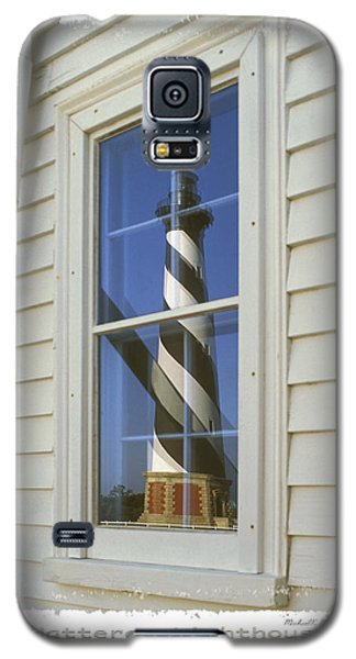 Hatteras Lighthouse  S P Galaxy S5 Case by Mike McGlothlen