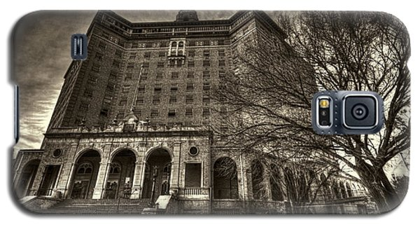 Haunted Baker Hotel Galaxy S5 Case