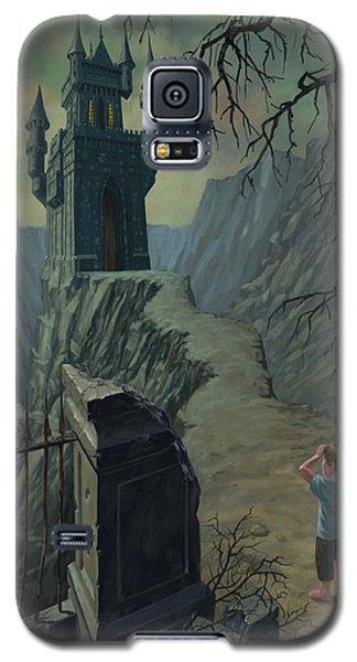 Haunted Castle Nightmare Galaxy S5 Case