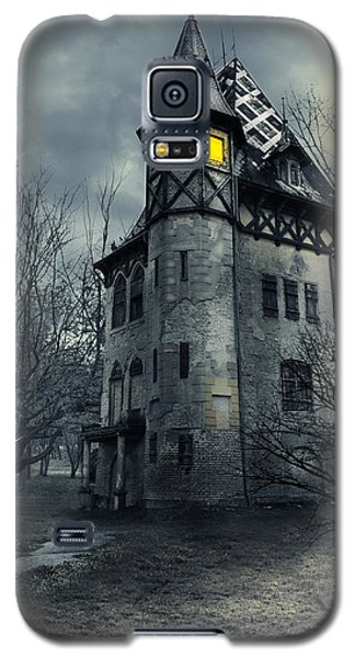 Haunted House Galaxy S5 Case