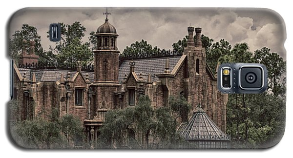 Haunted Mansion Galaxy S5 Case