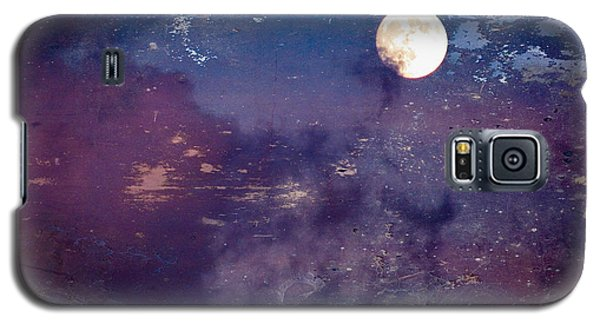 Haunted Moon Galaxy S5 Case by Roselynne Broussard
