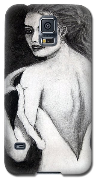 Haunting Lady Galaxy S5 Case