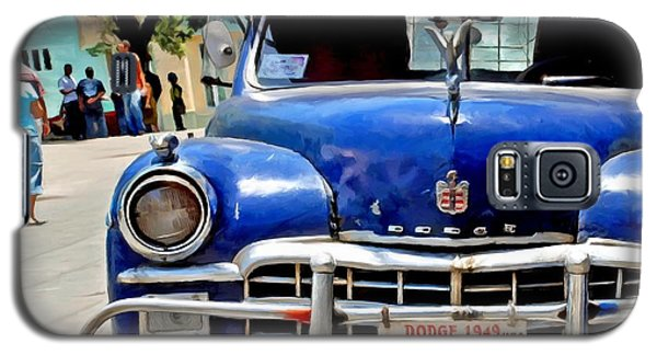 Havana - 1949 Dodge - Caribbean Serie Galaxy S5 Case