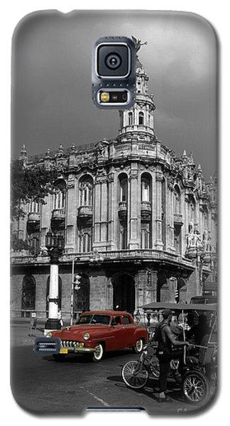 Havana Red Galaxy S5 Case