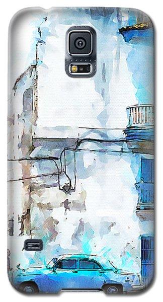 Havana Street Galaxy S5 Case by Greg Collins