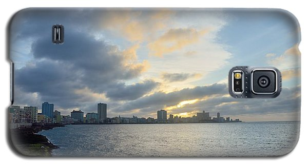 Havana Sunset Galaxy S5 Case by Steven Richman