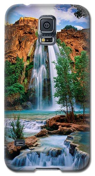 Grand Canyon Galaxy S5 Case - Havasu Cascades by Inge Johnsson