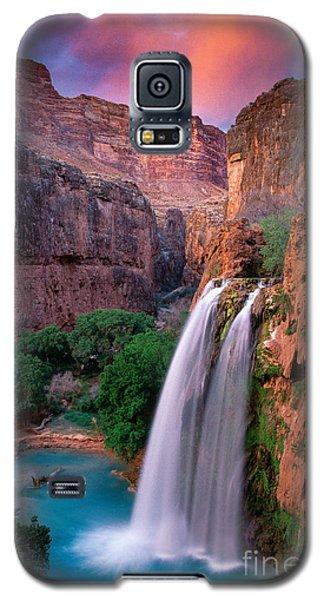 Havasu Falls Galaxy S5 Case by Inge Johnsson