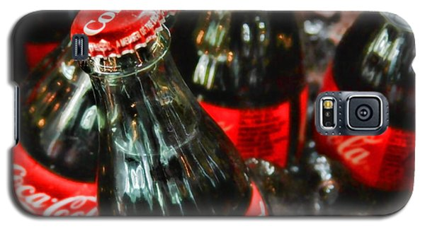 Have A Coke And Give A Smile By Diana Sainz Galaxy S5 Case