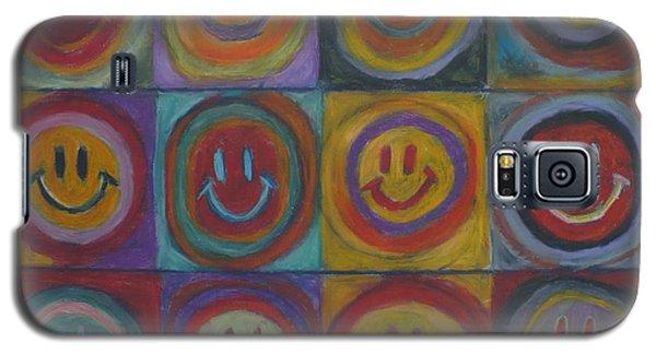 Have A Nice Day Mr Kandinsky Galaxy S5 Case