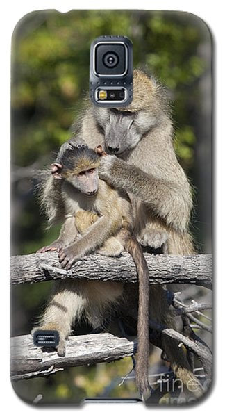 Galaxy S5 Case featuring the photograph Have You Cleaned Behind Your Ears by Liz Leyden