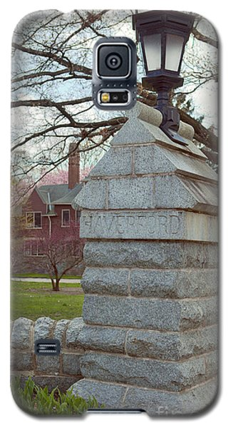 Haverford College Entrance Galaxy S5 Case