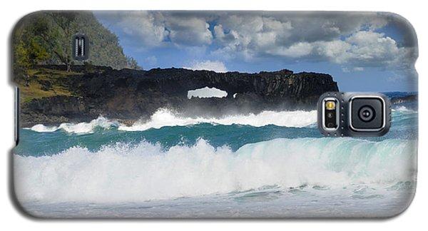 Hawaii Coastline Galaxy S5 Case