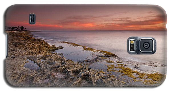 Hawaii Sunset Paradise  Galaxy S5 Case