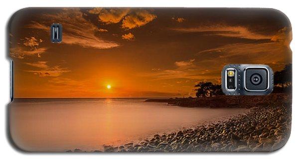 Hawaii Sunset Galaxy S5 Case