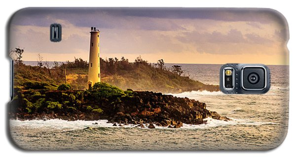 Hawaiian Lighthouse Galaxy S5 Case