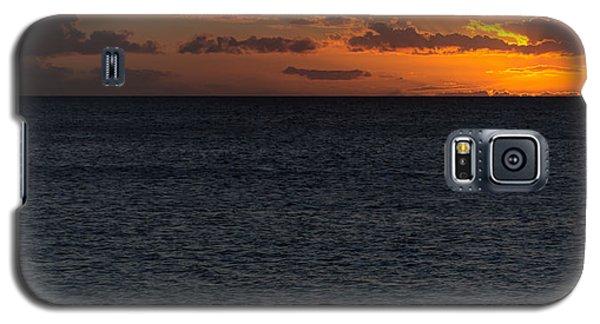 Galaxy S5 Case featuring the photograph Hawaiian Nights  by Heidi Smith