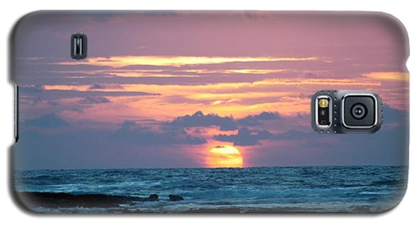 Hawaiian Ocean Sunrise Galaxy S5 Case