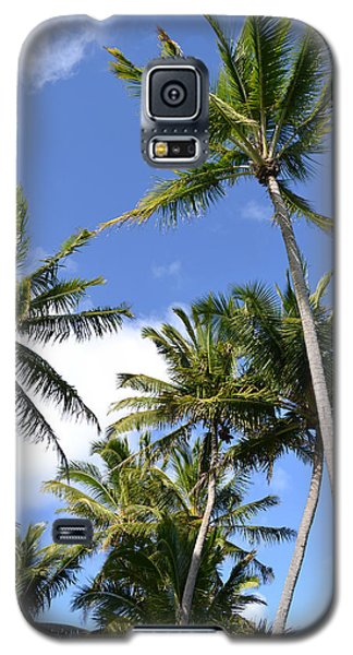 Galaxy S5 Case featuring the photograph Hawaiian Skies by Lehua Pekelo-Stearns