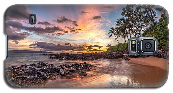 Hawaiian Sunset Wonder Galaxy S5 Case