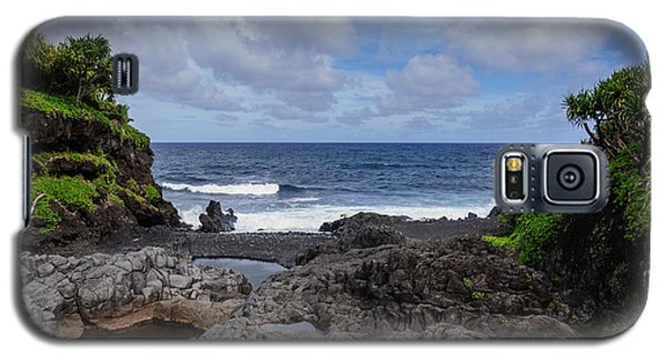 Hawaiian Surf Galaxy S5 Case