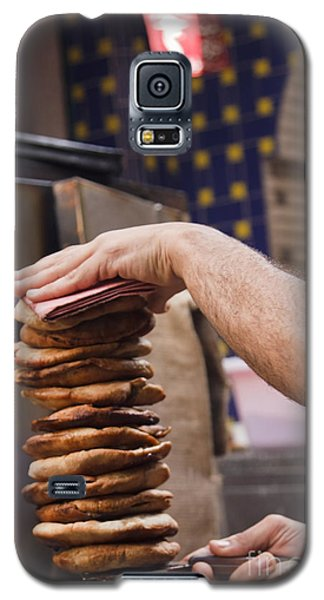 Galaxy S5 Case featuring the photograph Hawawshi by Mohamed Elkhamisy