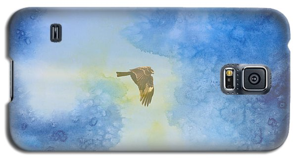 Hawk In Flight 2 Galaxy S5 Case