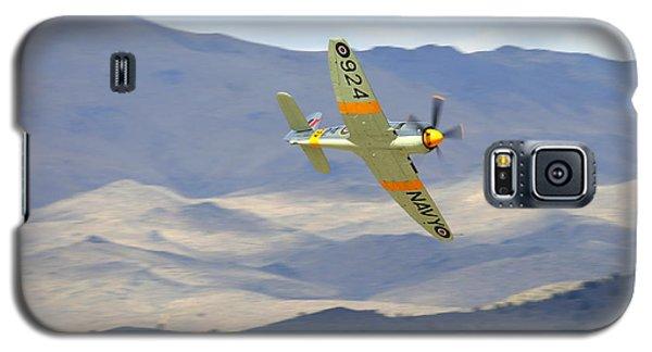 Hawker Sea Fury T Mk.20 At Reno Air Races Galaxy S5 Case