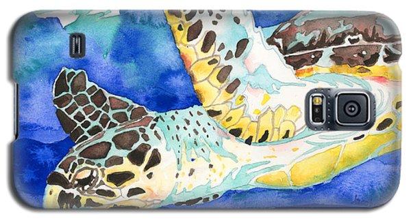 Hawksbill Sea Turtle Galaxy S5 Case