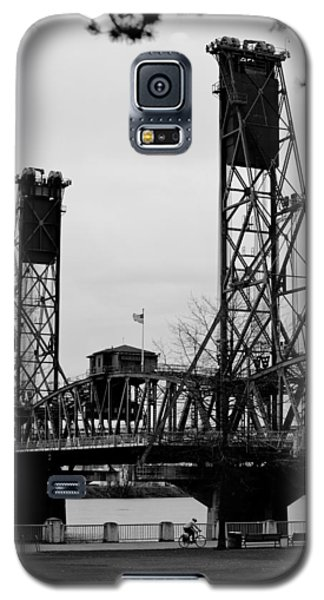 Hawthorne Bridge 1 Galaxy S5 Case