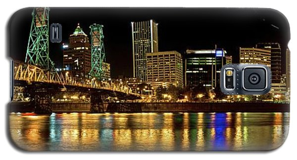Hawthorne Bridge 2 Galaxy S5 Case