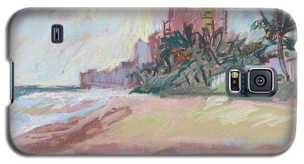 Hazy Beach Galaxy S5 Case
