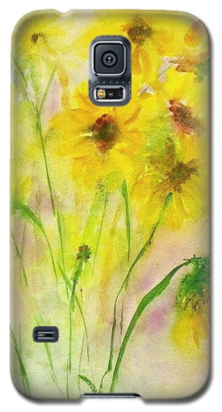 Hazy Summer Galaxy S5 Case