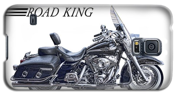 H D Road King Galaxy S5 Case by Daniel Hagerman