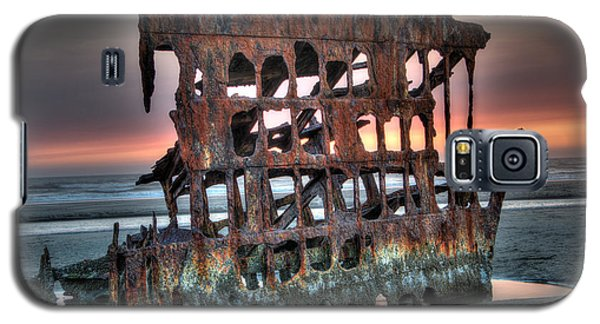 Hdr Peter Iredale Galaxy S5 Case by James Hammond