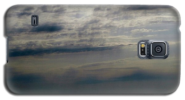 Hdr Storm Over The Water  Galaxy S5 Case by Joseph Baril