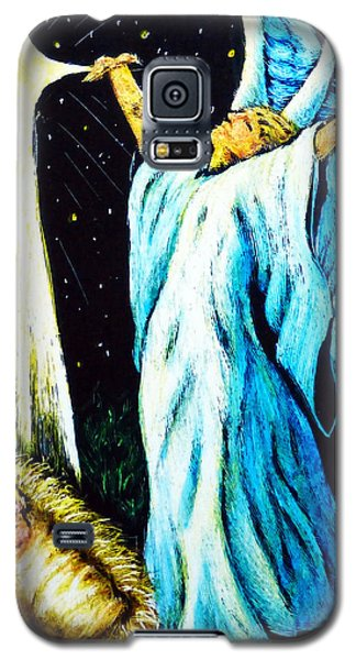 He Is Here Galaxy S5 Case