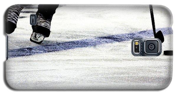 He Skates Galaxy S5 Case by Karol Livote