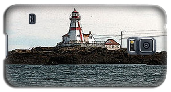 Head Harbour Lighthouse Galaxy S5 Case