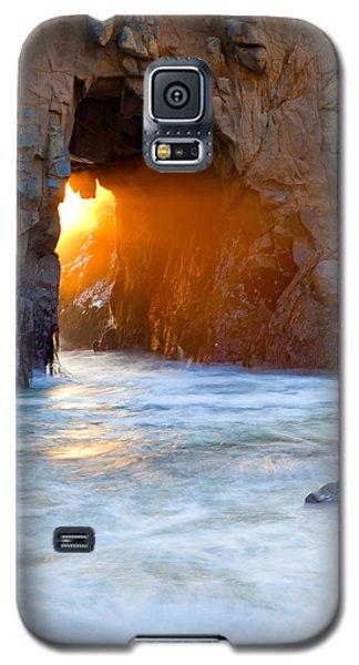 Head Light Galaxy S5 Case