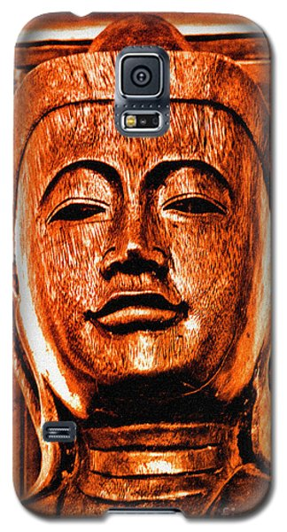 Head Of The Buddha Galaxy S5 Case