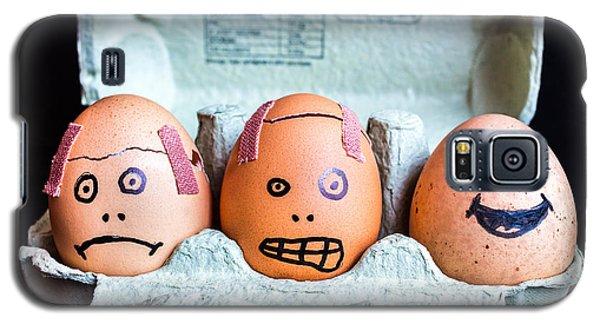 Headache Eggs. Galaxy S5 Case