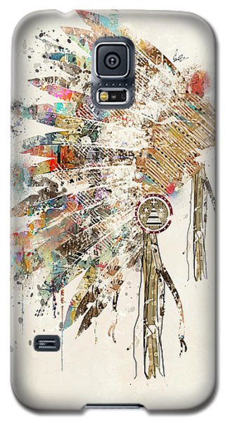 Headdress Galaxy S5 Case
