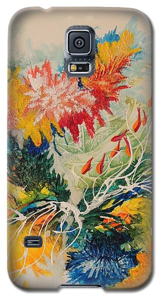 Heading Down #1 Galaxy S5 Case by Lyn Olsen
