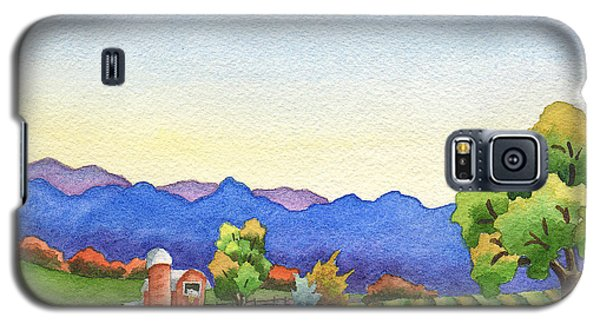 Heading For The Farm Galaxy S5 Case