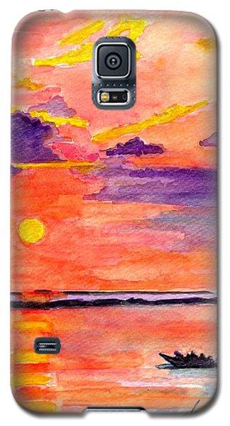 Heading Home  Galaxy S5 Case