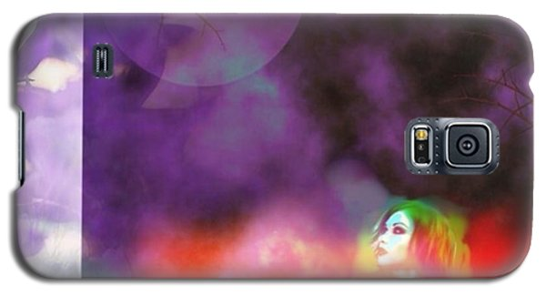 Galaxy S5 Case featuring the digital art Headless  by Diana Riukas