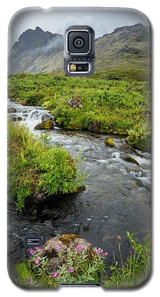 Headwaters In Summer Galaxy S5 Case