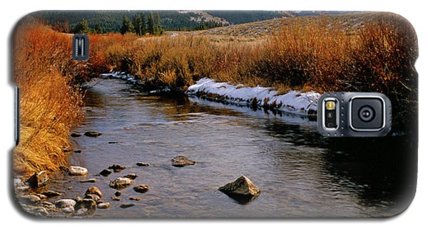 Headwaters Of The River Of No Return Galaxy S5 Case